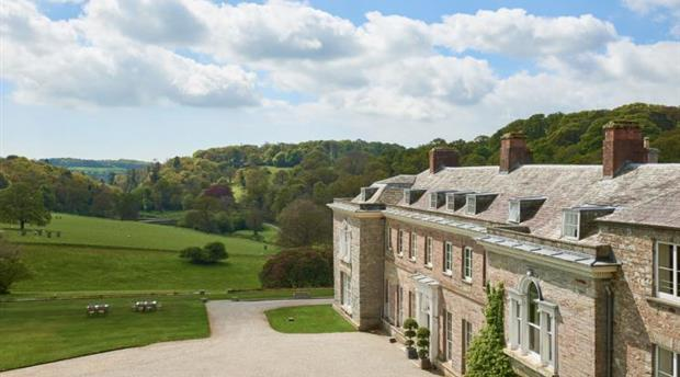 Boconnoc House Picture 1