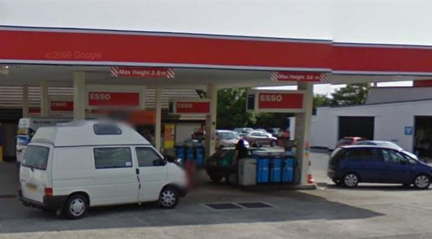 Chiverton Cross - Esso Picture 1