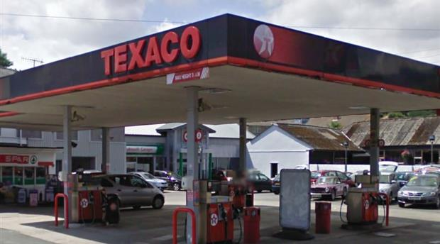Penryn - Texaco Service Station Picture 1