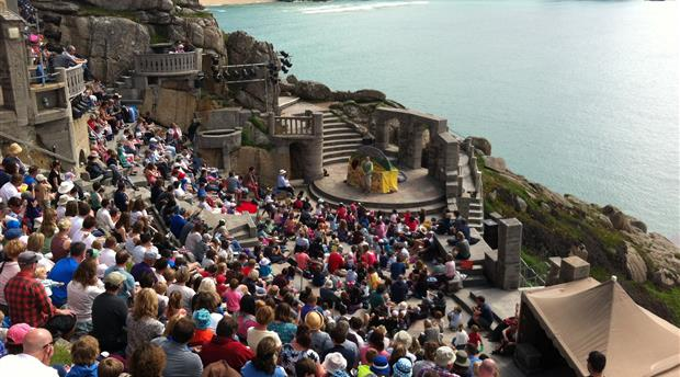 Minack Theatre & Visitor Centre Picture 2