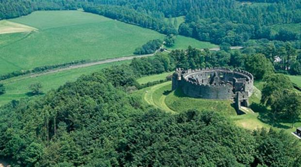 Restormel Castle Picture 1