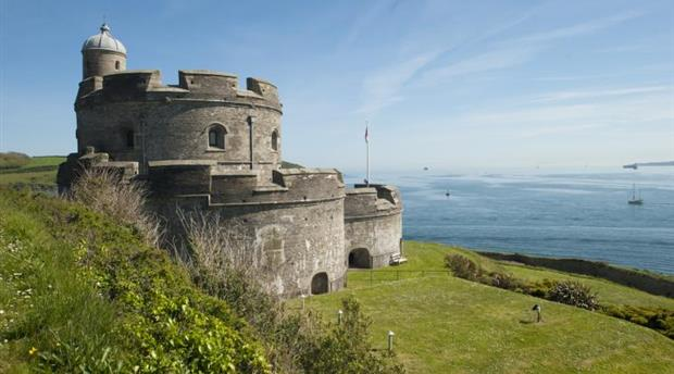 St Mawes Castle Picture 1