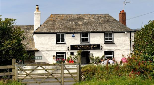 The Cornish Arms Picture 1