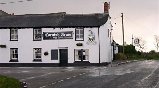 Cornish Arms - Redruth Picture 1