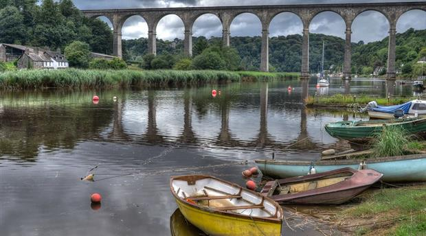 Calstock Picture 1