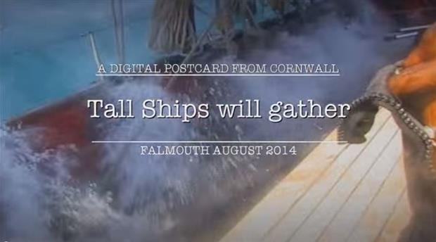 Falmouth Tall Ships Regatta 2014 Picture 1