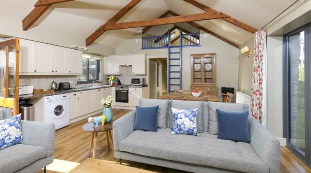 Tredethick Farm Cottages Picture 2