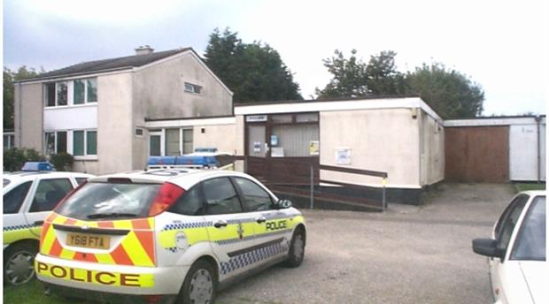 Camelford Police Station Picture 1
