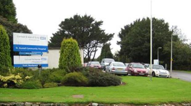 Garden Centre: St Austell Community Hospital