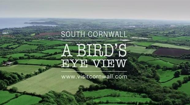 A Birds Eye View - South Cornwall Picture 1