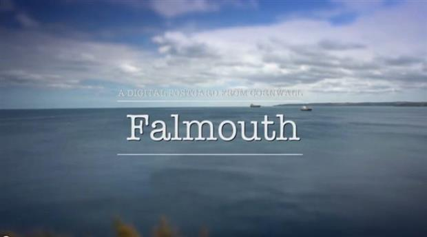 Digital Postcard: Falmouth Picture 1
