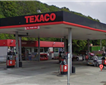 Newquay - Texaco Service Station Picture